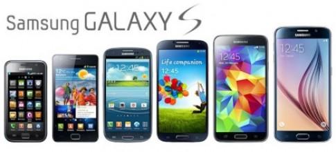 [Video] chặn đường thăng trầm của Samsung Galaxy S series