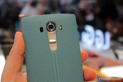 [Video] Trên tay LG G4