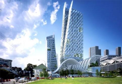Việt Nam sẽ có tòa nhà Norman Foster