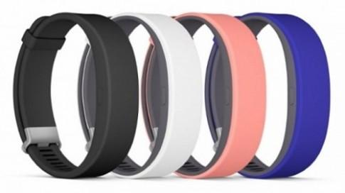 Vòng đeo sức khỏe của Sony giúp người dùng kiểm soát Stress