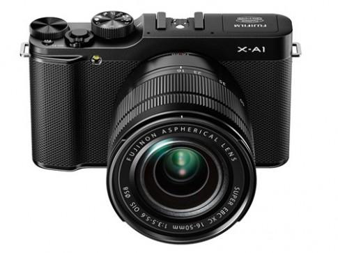 X-A1 - máy mirrorless rẻ nhất của Fujifilm trình làng