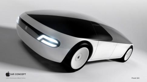 Xe hơi của Apple sẽ trông như thế nào?