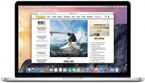 """Xem """"xiếc"""" trên Mac OS không an toàn như mọi người nghĩ"""