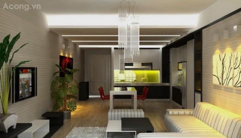 Xử lý tiếng ồn cho căn hộ chung cư