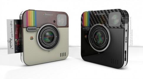Ý tưởng máy ảnh Instagram Socialmatic đã thành hiện thực