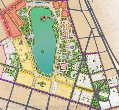 Ý tưởng quy hoạch Hồ Gươm (2)