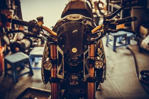 Yamaha Fz150i độ dàn chiếu sáng khủng