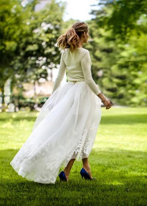 10 bộ váy cưới cao cấp do Olivia Palermo bình chọn