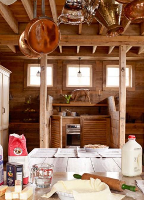 10 căn bếp lạ và độc