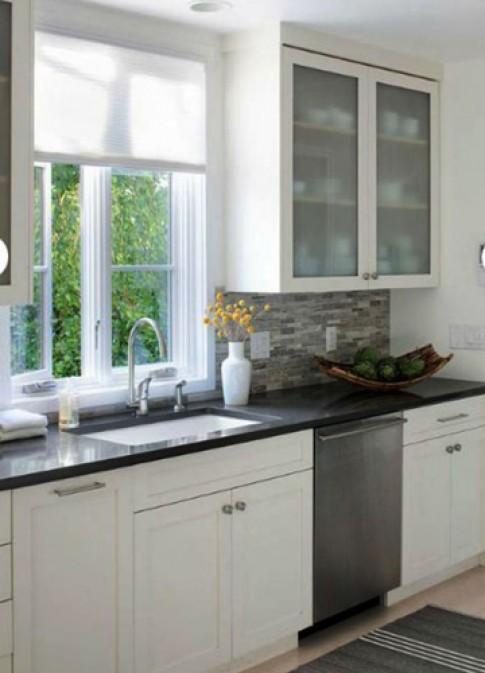 10 giải pháp thông minh cho căn bếp nhỏ
