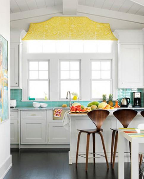 10 gợi ý cho việc ốp tường nhà bếp