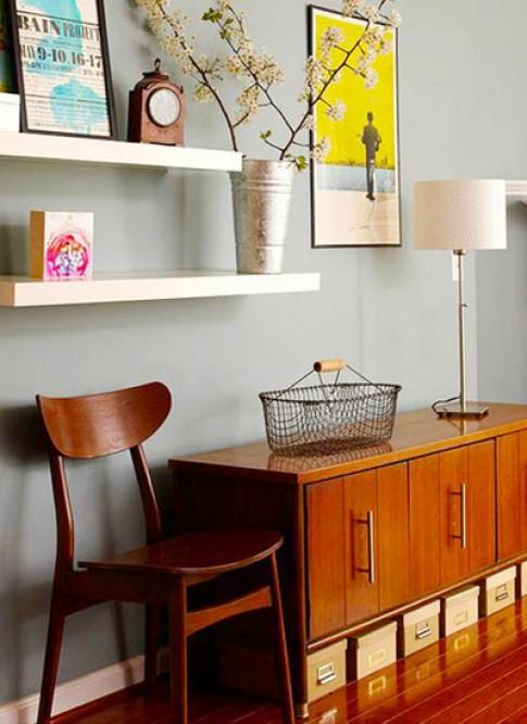 10 ý tưởng cải thiện không gian nhỏ