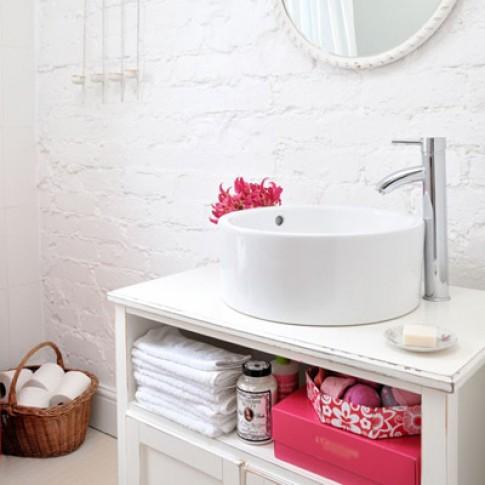 10 ý tưởng đơn giản để làm mới phòng tắm