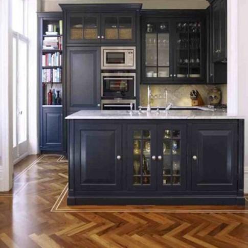10 ý tưởng tạo căn bếp mở
