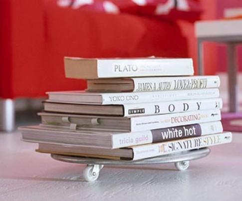 15 chiêu trữ sách siêu gọn cho các mẹ