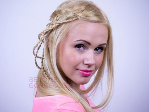 2 kiểu tóc tết đẹp cho cô nàng đa phong cách