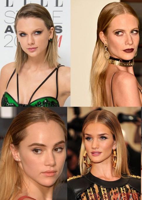 2015: Mỹ nhân thế giới chuộng vén tóc khoe hoa tai