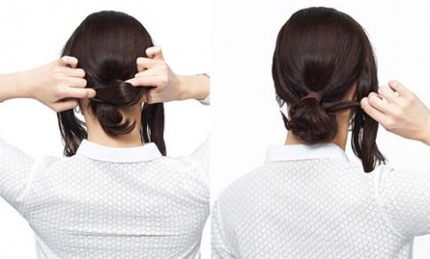 3 kiểu tóc đẹp mê ly cho ngày hè hết nóng nực