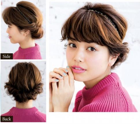 3 mẫu tóc xoăn giúp bạn trẻ ra vài tuổi