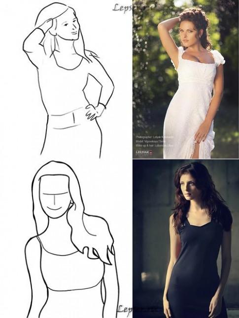 36 kế tạo dáng khoe thân hình hoàn hảo cho bạn gái