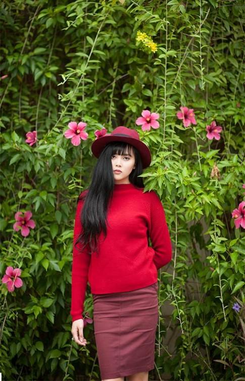 4 cách để mọi cô gái đều quyến rũ với gam đỏ