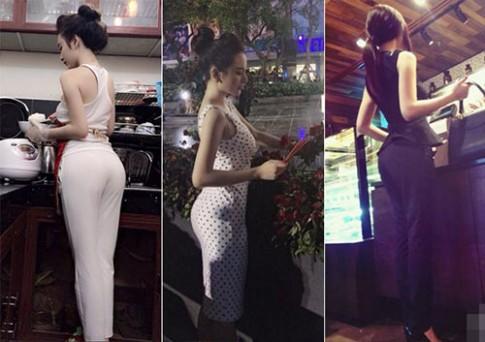 4 kiều nữ Việt nghiện khoe số đo cơ thể