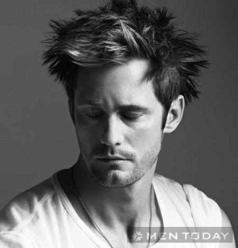 5 kiểu tóc lãng tử quyến rũ cho chàng mùa thu