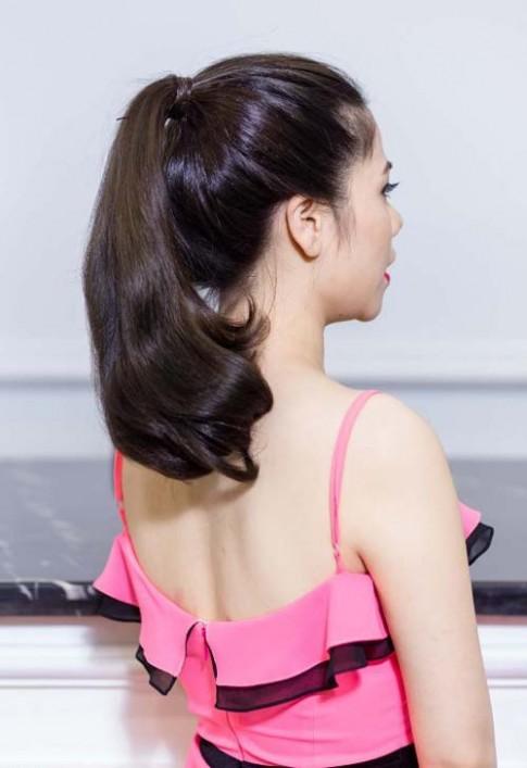 5 kiểu tóc xoăn ngày thu khiến các chàng mê mẩn