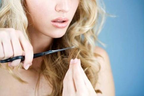 5 loại mặt nạ tự chế cho tóc chẻ ngọn
