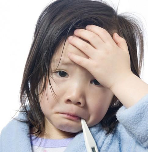 5 sự thật 'giật mình' khi trẻ bị sốt