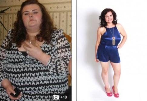 5 vụ tăng - giảm cân vì bị người yêu chê gây xôn xao