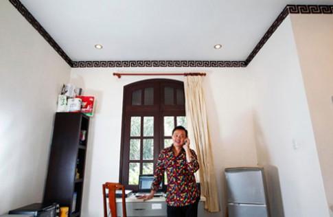 50 m2 nhà 'nhớ vợ' của danh hài Chí Tài