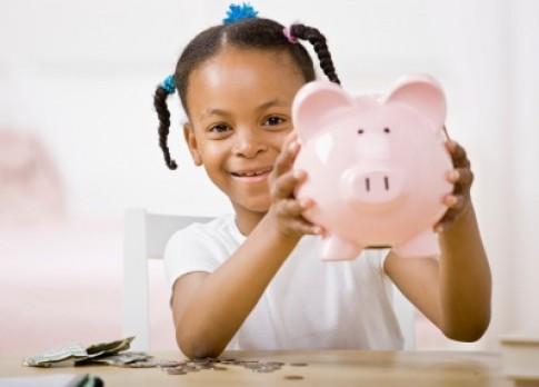 6 cách dạy trẻ tiết kiệm tiền bạc