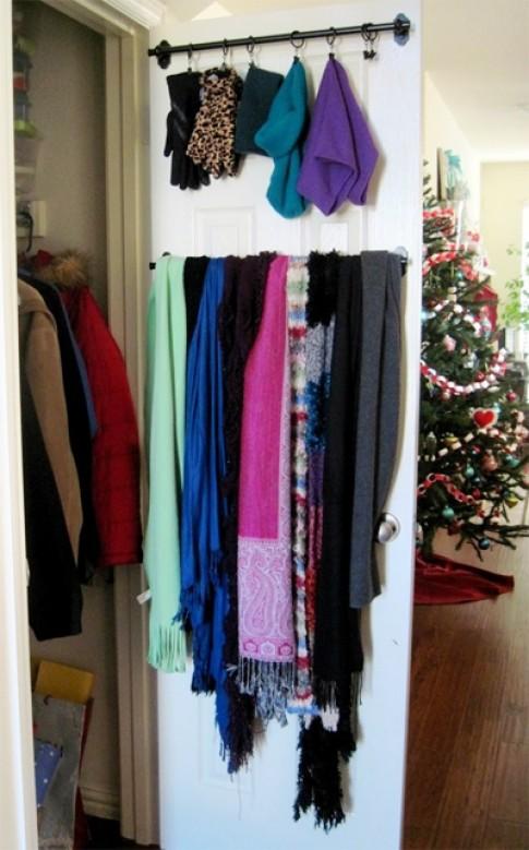 6 cách xếp gọn quần áo