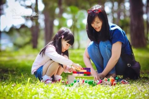 6 điều mẹ muốn dạy con gái đẹp ngoan