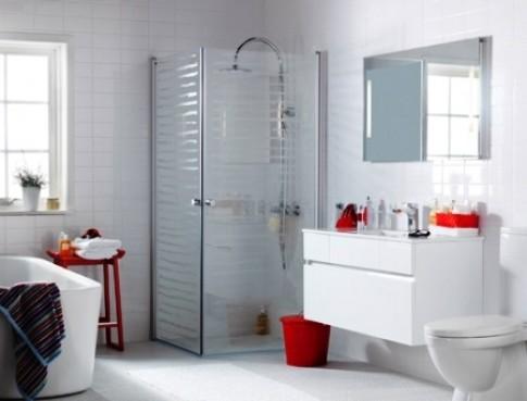 7 cách đổi 'áo' mới cho phòng tắm