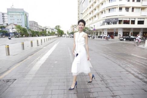 7 ngày mặc đẹp cùng BTV chân ngắn nổi tiếng Sài Gòn