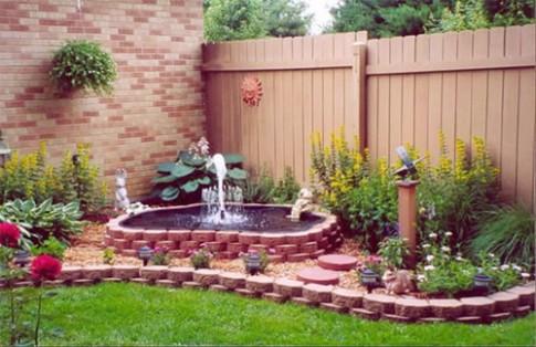 7 yếu tố cần để ý khi trang trí vườn.