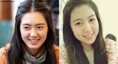 8 cô gái Việt khuôn mặt giống hệt sao Hàn