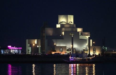 9 kỳ quan kiến trúc ở Trung Đông