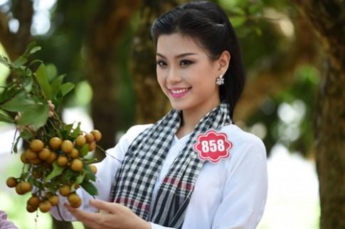 Á hậu Diễm Trang muốn mặc đẹp như Miranda Kerr