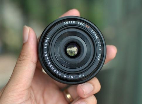 Ảnh hai ống kính mới và buổi offline của người chơi Fujifilm