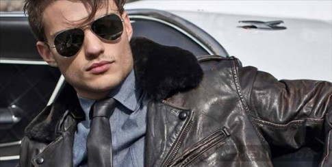 Áo khoác cổ lông cho nam: Cập nhật xu hướng và cách phối đồ