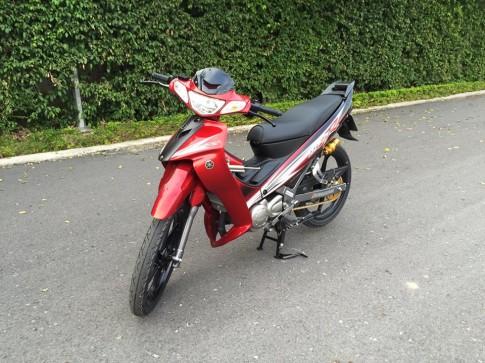 Ban do don gian nhung cuc chat tu Yamaha Z125