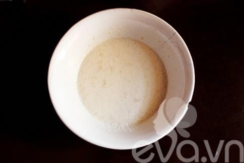 Bánh mì hoa quả khô thơm mềm cho bữa sáng
