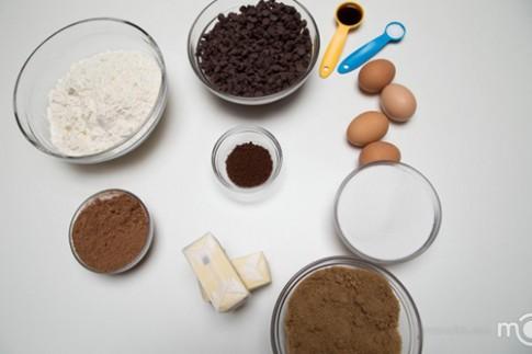 Bánh quy chocolate cà phê giòn tan