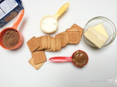 Bánh sô cô la ngọt ngào không cần lò nướng