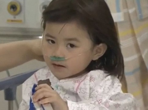 Bé 5 tuổi sống sót trên phà Sewol là gốc Việt