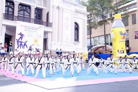 Bế mạc liên hoan võ thuật quốc tế - Tinh thần thượng võ và khí phách