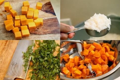 'Bí kíp' nấu nướng giữ chất cho con